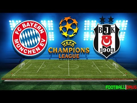 Bayern Munich vs Besiktas 5 0 All Goals & Highlights Champions League 20 02 2018 HD 720p 30fps H264