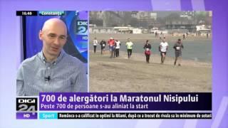 Digi24 - Maratonul Nisipului 2016