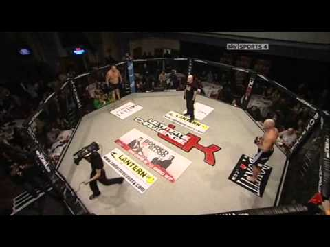 Mark Potter vs Tomasz Czerwinski @ The Troxy 04-12-2010 UCMMA