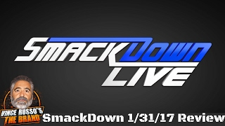 Jeff Lane reviews last night's 1/31/17 episode of WWE SmackDown Live featuring Dean Ambrose against AJ Styles in the main event! What were Jeff's complete th...