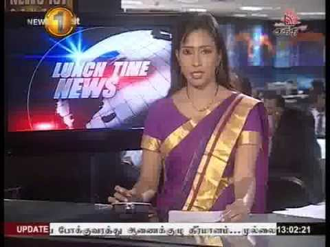Shakthi TV Sri Lanka Lunch time news 23rd April 2015