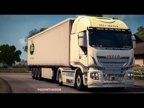 Iveco Hiway by Afrosmiu v1.28
