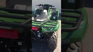 8. 2018 Kawa Brute Force 750 4x4 walk around