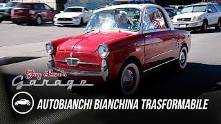 1960 Autobianchi Bianchina Trasformabile - Jay Leno's Garage by Jay Leno's Garage