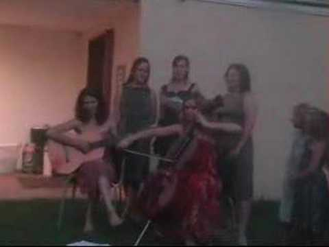 Real Love O'Toole girls Sian's wedding