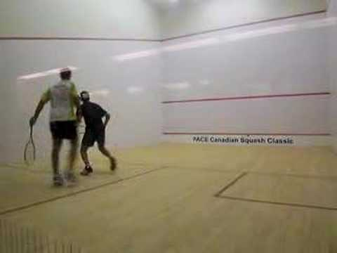Amr Shabana vs. Shahir Razik – Toronto Squash Tournament