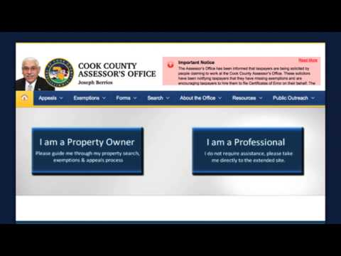 Ep 2.Applying for your HomeOwners Exemption