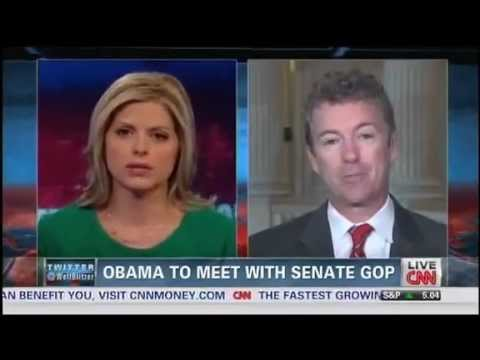 Rand Paul: Time To Bring Troops Home, Cut Foreign Aid, And Fix Entitlements - CNN 3/11/2013
