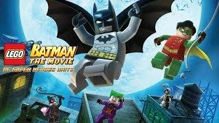 LEGO Batman Pelicula Completa En Español Latino  Full Movie  1080p  Game Movie