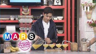 Video Mars Pa More: Pambansang Bae Alden Richards' mocktail juice recipe | Mars Masarap MP3, 3GP, MP4, WEBM, AVI, FLV Juli 2019
