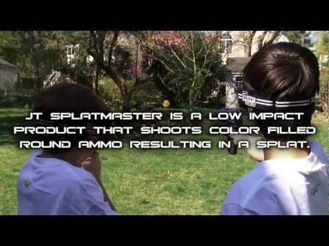 JT SplatMaster - What is JT SplatMaster? - Basics