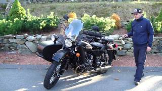 6. Ural of New England, Accessories Demonstration