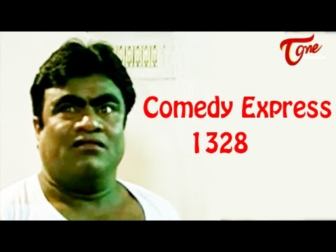 Comedy Express 1328 || Back to Back || Telugu Comedy Scenes