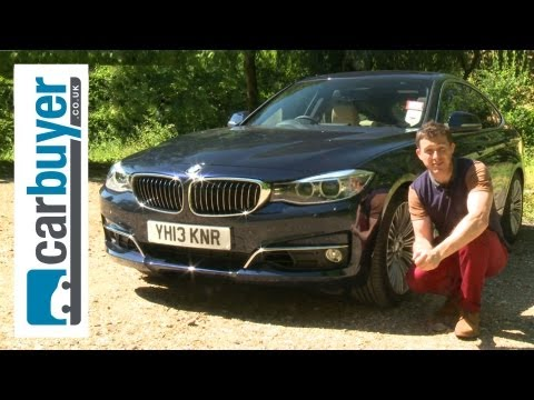 BMW 3 Series GT hatchback 2013 review – CarBuyer