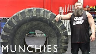Video The 20,000 Calorie Strongman Diet: FUEL MP3, 3GP, MP4, WEBM, AVI, FLV April 2019