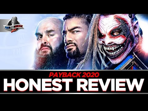 WWE Payback 2020 Full Show Review: WWE ALREADY DISAPPOINTING US WITH THE ROMAN REIGNS HEEL TURN