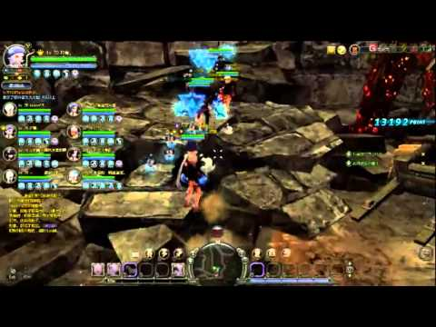 Dragon Nest - Black Dragon Nest Speed Run ( 24 min )