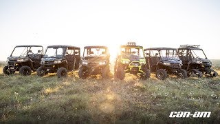 3. CAN-AM // DISCOVER THE 2020 LINEUP