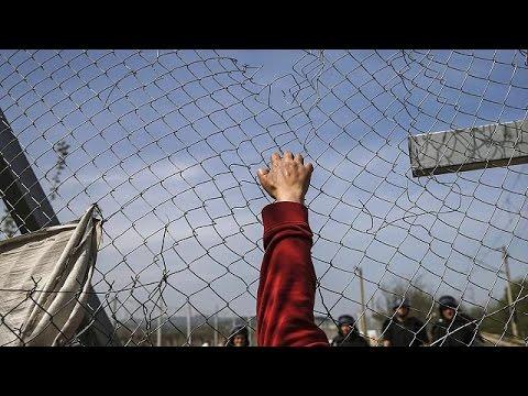 Ειδομένη: Επεισόδια μεταξύ προσφύγων και της αστυνομίας