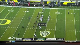 Kiko Alonso vs Arizona (2012)