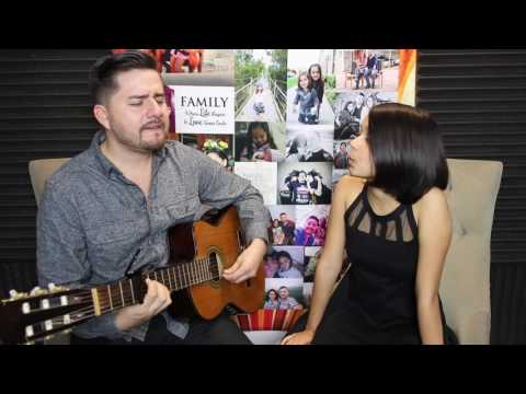 Home - Edward Sharpe and The Magnetic Zeros Acoustic Cover by Jorge and Alexa Narvaez (видео)