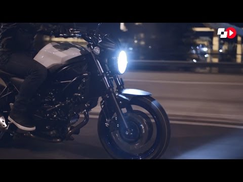Vídeos de la Suzuki SV 650
