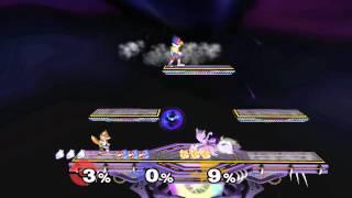 SSBM: Shadow Ball Glitch