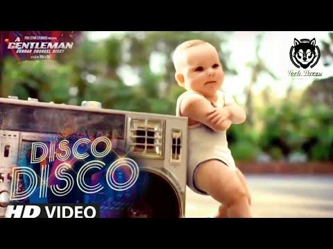 Disco Disco: A Gentleman - Sundar,Susheel,Risky | baby dancing | Animated | Chipmunks | lyrics