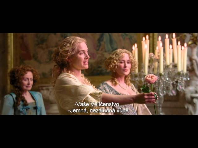 trailer A Little Chaos