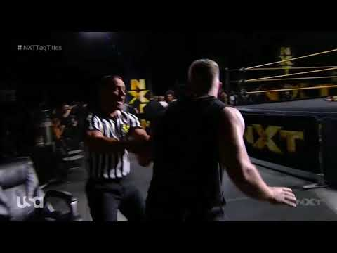 WWE FULL: Pat McAfee knocked out Adam Cole (Aug. 05, 2020)
