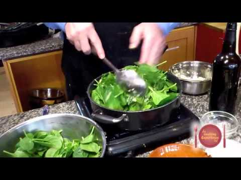 The Cooking Experience: The Best Way To Cook Spinach