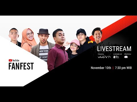 Download YouTube FanFest Indonesia 2017 - Livestream HD Mp4 3GP Video and MP3