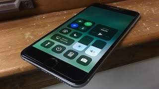 iOS 11 Beta 4 On iPHONE 6 PLUS! (REVIEW)