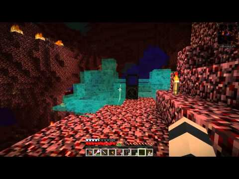 OF - Modded Minecraft. Today we get settled into our lovely home and then brave the terrors of the nether to try get hold of some snapdragons. (Red Team) ------------------------ Bdubs: http://www.yout...