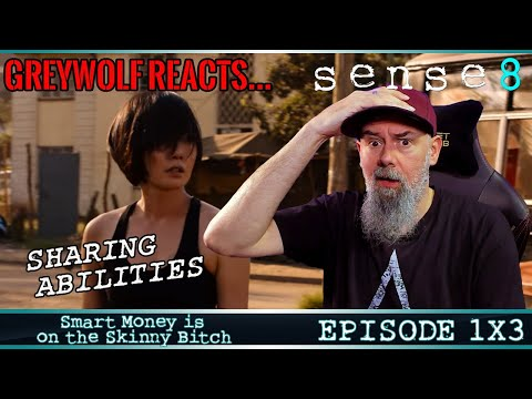 Sense8 - Episode 1x3 'Smart Money is on the Skinny Bitch' | REACTION & REVIEW