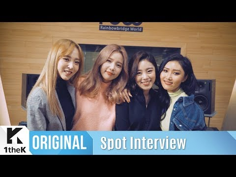 Video Spot Interview(좌표 인터뷰): MAMAMOO(마마무) _ Paint Me(칠해줘) download in MP3, 3GP, MP4, WEBM, AVI, FLV January 2017