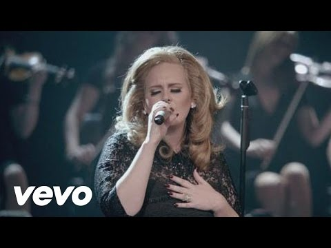 Music Video: Adele – Turning Tables (Live at Royal Albert Hall)