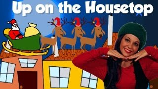 Up on the Housetop, Christmas Songs for Children