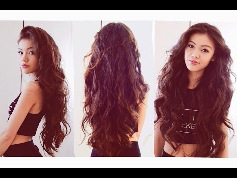 Hair - Hope you are having a wonderful day!! xoxo Heatless Curls with a headband: https://www.youtube.com/watch?v=xLL_gKzmMik Instagram: @viviannn_v Twitter: @vivia...