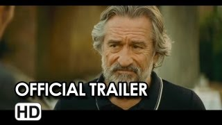 The Family Official Trailer #1 (2013) - Robert De Niro, Tommy Lee Jones Movie HD