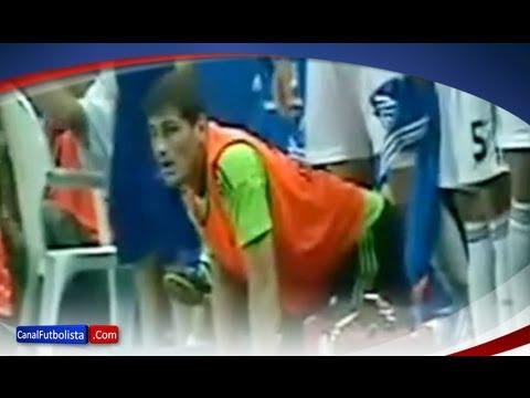 Shikoni reagimin e TRENT Iker Casillias pas golit te trete te RONALDOS (VIDEO)