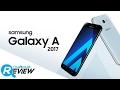 รีวิว พรีวิว Samsung Galaxy A3, A5, A7 และ A9 Pro ซีรีย์ปี 2017 สเปคดี ราคาน่าคบหา