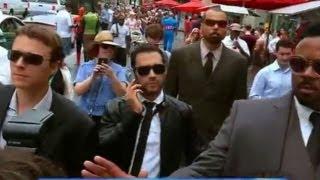 Luis Sandoval Probó Las Mieles De La Fama Como Una Súper Estrella - Despierta América