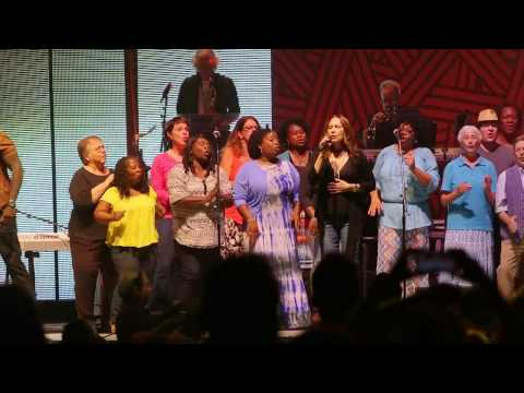 "James Taylor and Lowcountry Voices: ""Shed a Little Light,"" Columbia SC"
