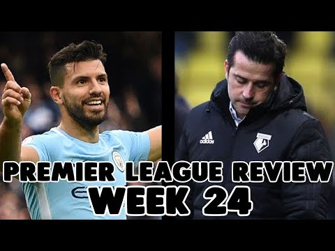 LIFE AFTER ALEXIS!!! - Premier League Review (Gameweek 24)