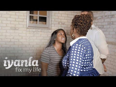 Kamiyah Goes Off on Iyanla and Her Crew | Iyanla: Fix My Life | Oprah Winfrey Network
