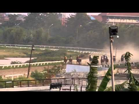 final pacuan kuda (derby 2011) Gagah tanjungsari