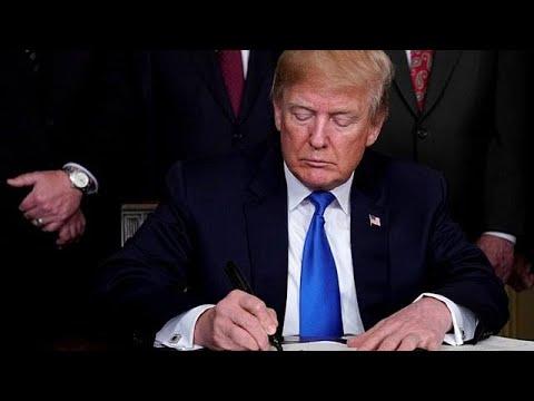 ΗΠΑ: Ο Ντ.Τραμπ επανεξετάζει την συμφωνία εμπορίου με κράτη του Ειρηνικού …