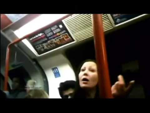 racist rant - This piece first broadcast on 29 May 2012. Televised on UK's regional television ITV1 London. Programme (Program) -- London Tonight.