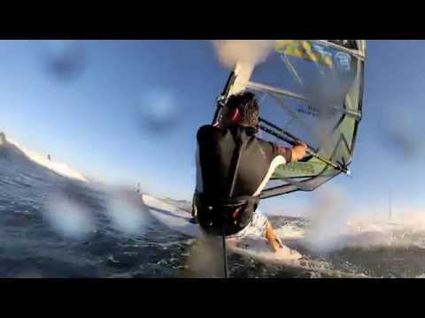 2013 Awesome Windsurfing Movie Action and  Slow Motion Effects Jonas Ceballos